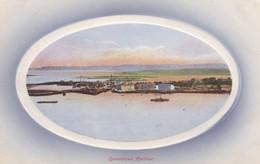 QUEENSTOWN. HARBOUR. COLEMAN. NON CIRCULEE. CIRCA 1910s. IRELAND- BLEUP - Cork