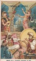 Chromo TURQUIE Tapioca De L' étoile Médaille D'or à L'exposition Universelle De 1889 Paris Danse - Autres