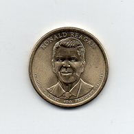Stati Uniti - 2016 - 1 Dollaro - Ronald Reagan - (40° Presidente 1981 -1989) - Vedi Foto - (MW1971) - Emissioni Federali