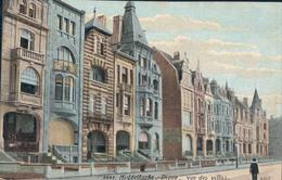Middelkerke Digue Vue Des Villas (reclame Distillerie De Liqueurs Fines SCALDIS Anvers ) - Middelkerke