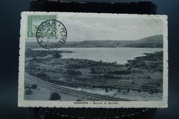 CPA Afrique Erythrée Asmara Basino Di Scillelé - Erythrée