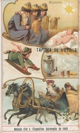 Chromo RUSSIE Tapioca De L' étoile Médaille D'or à L'exposition Universelle De 1889 Paris Rois Mages ? Café Ou Thé Luge - Autres