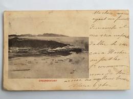 C.P.A. : ADEN : STEAMERPOINT, Stamp In 1903 - Yémen