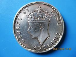 Maurice, Georges VI, 1 Rupee 1938 TTB - Mauritius