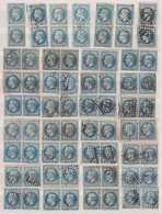 N°29, 35 Paires Principalement Au Type 1, 1er Choix - 1863-1870 Napoleon III With Laurels