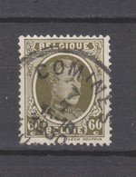 COB 255 Oblitéré COMINES - 1922-1927 Houyoux