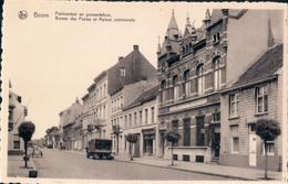 Boom Postkantoor En Gemeentehuis - Boom
