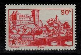 YV 449 N** Pau Cote 1,70 Euros - Francia