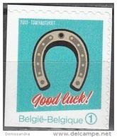 Belgique 2013 COB 4364A Neuf ** Cote (2016) 1.50 Euro Bonne Change Fer à Cheval - Belgium