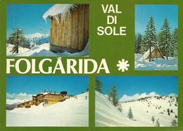 Val Di Sole - Folgarida - Mt. 1400 - Dolomiti Di Brenta - Italia