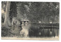 PONTGOUIN - Château De La Rivière - Canal - Unclassified