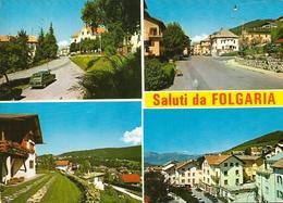 Saluti Da Folgaria M. 1168 . Vedute - Italia