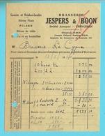 BRASSERIE BROUWERIJ - JESPERS & BOON TERVUEREN 1947 (B6770) - Belgique