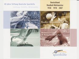 Sporthilfe Block 70 - [7] West-Duitsland