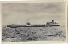 Ireland - Irish Shipping Ltd, Dublin, SS  Irish Blackthorn - Irlande
