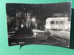 Cartolina Cattolica - Notturno - 1952 - Rimini