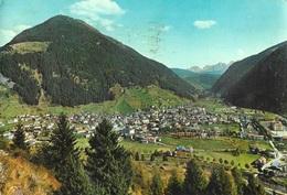 Predazzo M. 1014 (Val Di Fiemme - Trentino) - Panorama Con M. Mulat M. 2151 E Le Pale Di S. Martino - Italia
