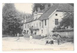 (22889-70) Montbozon - Entrée Du Château - France