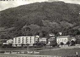 Levico Terme M. 507 - Hotel Levico (bordo Frastagliato) - Italia