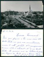 MOÇAMBIQUE [ 0343 ] - LOURENÇO MARQUES - PRAÇA MOUSINHO DE ALBUQUERQUE - Mozambique