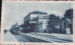 VOGHERA Interno Stazione E Porto Di Ristoro (Train) - Italie