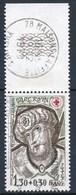 France - Croix-Rouge 1979 YT 2071 Bdf Oblitéré - France