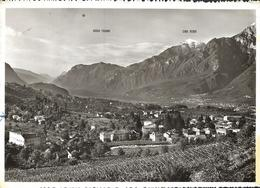 Povo M. 400 (Trento) - Panorama Verso Cima Verde M. 2103 (Bondone) - Andere Städte