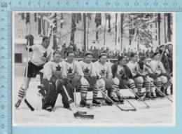 Sport Hockey, Olympia Germany 1936, Canada Team, - Sports