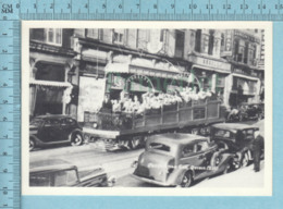Le Char Observatoire Quebec  - Pub Par La Société Historique De Quebec, Reproduction De C:1935, Fond W.B. Edwards - Québec - La Cité