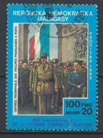 °°° MADAGASCAR - Y&T N°740 - 1985 °°° - Madagascar (1960-...)