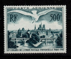 YV PA 20 N* (infime Trace) Congres De L'UPU Cote 42 Euros - Airmail