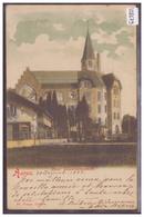 AARAU - KANT. GEWERBEMUSEUM - B ( PLI D'ANGLE ) - AG Argovie