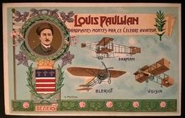 PILOTA LOUUS PAULHAN - Aviatori