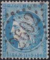 N°60A 128D1 1er état Avant La Grande Tache De Juin 1872, Très Rare, état Primitif, TTB - 1871-1875 Cérès