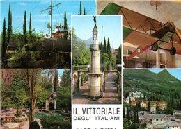 Lago Di Garda - Il Vittoriale - Monumenti Ai Caduti