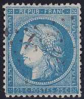 N°60A Grande Cassure 147A2, Centrage Parfait, Ce Qui Est Très Rare, TB. - 1871-1875 Cérès