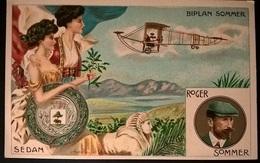 BIPLANO SOMMER - Aviatori