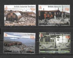 BRITISH ANTARCTIC TERR. - British Antarctic Territory  (BAT)