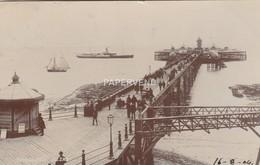 Sussex    St.LEONARDS ON SEA American Palace Pier RP  Sx276 - Autres