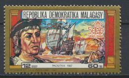 °°° MADAGASCAR - Y&T N°819 - 1987 °°° - Madagascar (1960-...)