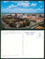 MOÇAMBIQUE [ 0397 ] - LOURENÇO MARQUES - VISTA DA PRAÇA 7 DE MARÇO - Mozambique