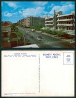 MOÇAMBIQUE [ 0413 ] - LOURENÇO MARQUES - CIDADE BAIXA AVENIDA DA REUBLICA - Mozambique