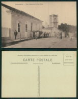 MOÇAMBIQUE [ 0421 ] - INHAMBANE - RUA ALMIRANTE CARLOS REIS - Mozambique