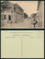 MOÇAMBIQUE [ 0423 ] - INHAMBANE - RUA  MOUSINHO DE ALBUQUERQUE - Mozambique