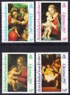 BIOT British Indian Ocean Territory 1992 Christmas Complete Set Mi 128-131 MNH **, I Sell My Collection! - Britisches Territorium Im Indischen Ozean