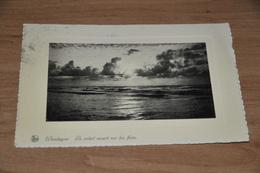 7160-  WENDUYNE, LE SOLEIL MEURT SUR LES FLOTS - Wenduine