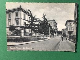 Cartolina Napoli - Vomero . Cimarosa Street - 1960 Ca. - Napoli