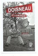 CPM Exposition Doisneau Et La Musique à La Philharmonie De Paris En 2018 - Photo Le Clairon Du Dimanche 1947 - Doisneau
