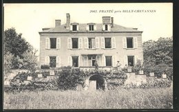 CPA Billy-Chevannes / Prante, Le Jardinpartie Avec Vue Du Bâtiment - Sin Clasificación