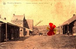 HOUDENG-GOEGNIES - L'Abattoir Communal - Vue De L'intérieur - La Louvière